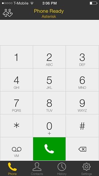 Bria Phone Calls