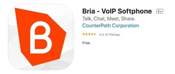 Bria Solo App