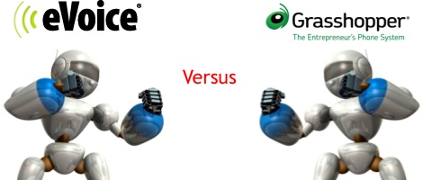 eVoice Versus Grasshopper