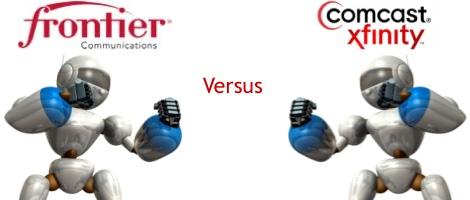 Frontier FiOS vs Comcast Internet