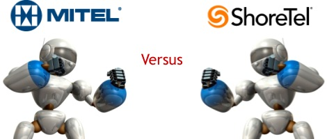 Mitel vs ShoreTel