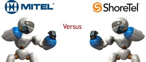 Mitel vs ShoreTel