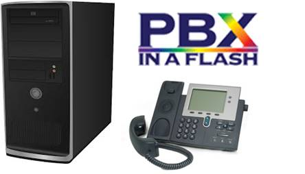 PBX in a Flash