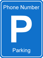 Phone Number Parking