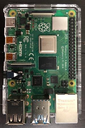 Raspberry Pi 4 Single Board Computer