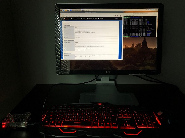 Raspberry Pi OS Desktop