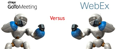 GoToMeeting Versus WebEx