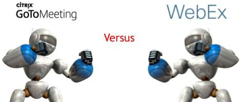 GoToMeeting Versus WebEx