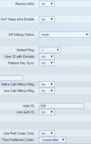 SPA504G registration 2