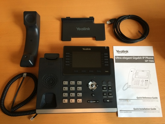Yealink T46G Reviews | WhichVoIP