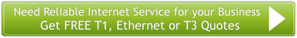 Get FREE business Internet service quotes