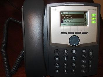 SPA 303G phone